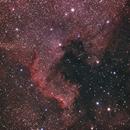 NGC7000 2020 RGB (ASI533),                                Remco Hekker
