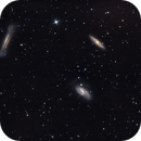 The Leo Triplet,                                James Schrader