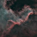 Cygnus Wall,                                JMDean