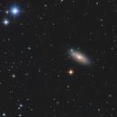 NGC 2841 - Flocculent spiral galaxy,                                Victor Van Puyenb...