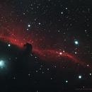IC 434  and Barnard 33, Horsehead Nebula,                                Harrington Beach Imagers Group