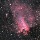 Swan nebula M17,                                rflinn68