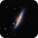 M82 - full RGB,                                Rodolphe Goldsztejn