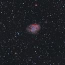 M1 on Lacerta 250 and ASI 183MC,                                Piet Vanneste