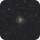 IC 342_ The hidden Galaxy,                                Gabriel Siegl