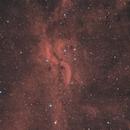 Propeller Nebula - nébuleuse de l'hélice HARVB-DSL,                                Francis Couderc