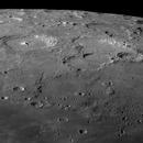 Pythagoras and other lunar limb craters,                                Christofer Báez