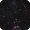 M38, NGC 1907 & IC 417,                                mikebrous
