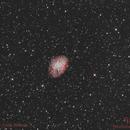M1 - The Crab Nebula,                                Gordon Hansen