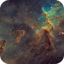 The Heart of the Heart / Melotte 15 - IC1805,                                north.stargazer