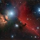 HorseHead Nebula - B 33,                                GALASSIA 60