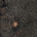 Une géminide s'invite près de la Rosette,                                Philastro