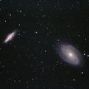 M81 and M82,                                Göran Nilsson