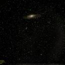Andromedagalaxie M31,                                Hans-Peter Olschewski