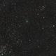 Tiny Comet PANSTARRS (C/2017 T2) passes through Perseus,                                JohnAdastra