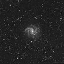 Supernova 2017eaw in NGC6946,                                Maxime Delin