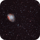 M 1 Crabe nebula,                                Patrick Poirier