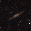 NGC891,                                Maniersch