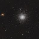 Globular Cluster Messier 3,                                Jenafan