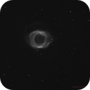 Very Very Quick NGC7293 in Ha,                                Miguel Morales