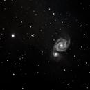 m51,                                Blue Moon Observatory