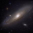 Andromeda Galaxy,                                Astrom_9