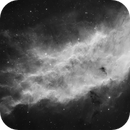 NGC 1499 - Hydrogen waves of California nebula,                                Rafael Schmall