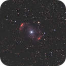 HD148937 or NGC6164-NGC6165 (L)RGB - A Most Peculiar Nebula and Star,                                andrea tasselli