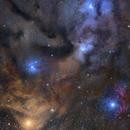 The Rho Ophiuchi cloud complex,                                Henrique Silva