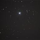 "Messier M53 - Globular Cluster thru 10"" f/3.9 Astrograph,                                TheGovernor"