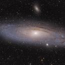 Andromeda Galaxy,                                Jenafan