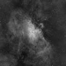 M16 Eagle Nebula  HA,                                dennis1951