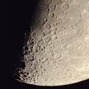 Mond Ausschnitt,                                Wolfgang Ransburg