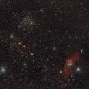 Bubble Nebula & M52,                                Siegfried