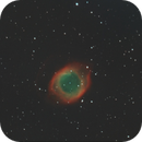 Nebulosa Elica ( Helix Nebula ),                                Enrico Pangrazi