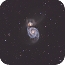 M51 Whirlpool Galaxy - Atoka,                                Michael Broyles