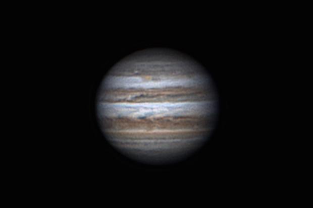 Jupiter  (19 May 2017, 19:29UT),                                Bernhard Suntinger