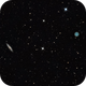 Surfboard Galaxy (M108) and Owl Nebula (M97),                                Chief