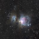 M42, Horsehead, etc,                                spacetimepictures