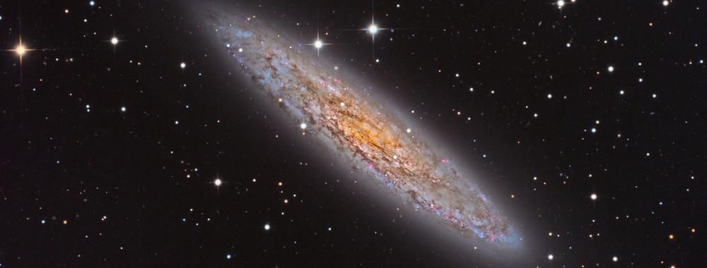 NGC 253,                                Debra Ceravolo
