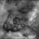 HII region in Cygnus,                                sky-watcher (johny)