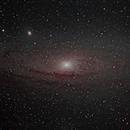 Andromeda Galaxy,                                christian81