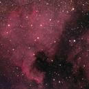 NGC7000 - North America Nebula,                                Lee Morgan