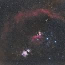 Barnard's Loop,                                Poochpa
