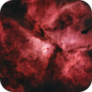 Carina Nebula - Starless,                                Peter64