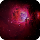 M42 Narrowband HA OIII SII,                                Vincent Lupo