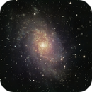 M33 TriangulumGalaxy,                                Tomas Chylek
