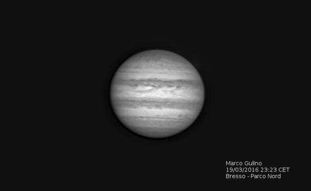 Jupiter,                                Marco Gulino