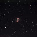 M76 Little Dumbbell Nebula,                                JT