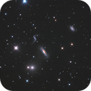 Hickson 44 Compact Galaxy Group LRGB,                                Christopher Gomez